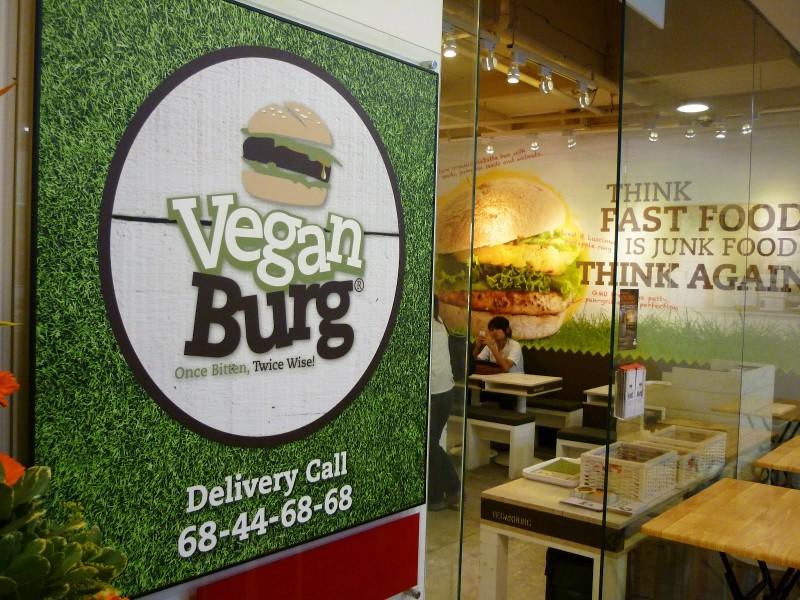 VeganBurg Singapore